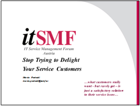 Stop Trying to Delight  Your Service Customers