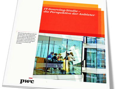 PwC IT-Sourcing Studie 2015